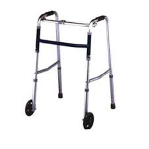 FOLDING WALKER KARMA WITH WHEEL