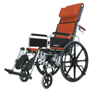SERGO WHEELCHAIR RECLINE ALUMINUM KM 500