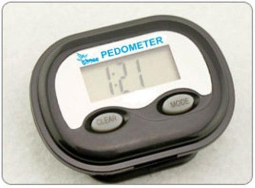 PEDOMETER + CLOCK