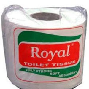 ROYAL TOILET TISSUE