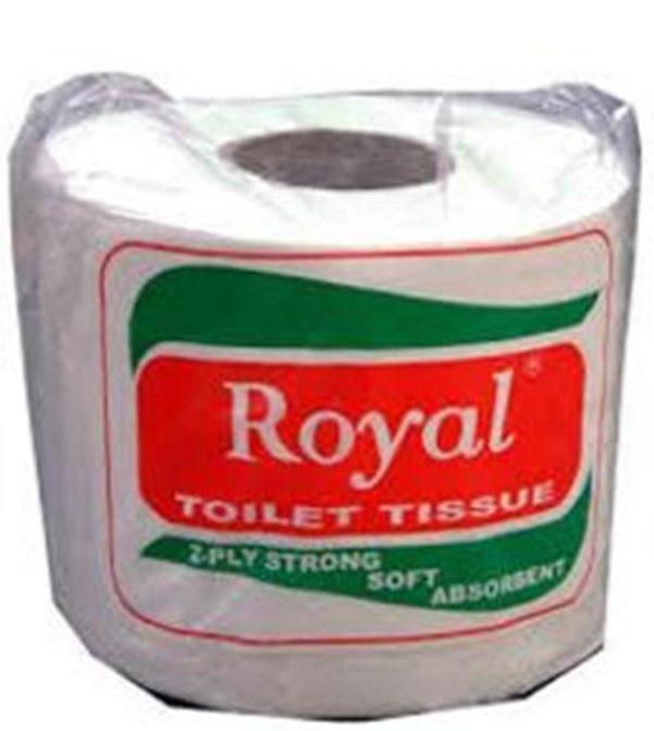 ROYAL TOILET TISSUE