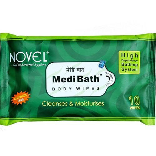 MEDI BATH BODY WIPES