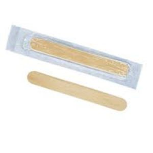 WOODEN TONGUE DEPRESSOR STERILE
