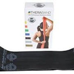 THERABAND BLACK