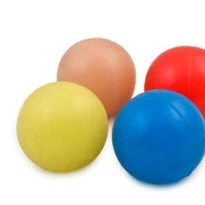 SILICONE EXERCISE BALL