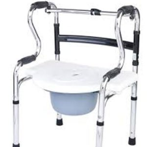 COMMODE CHAIR MULTI FUCTION WALKER