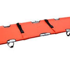 TWO FOLD STRETCHER