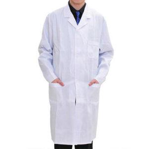 DOCTORS LONG COAT COTTON