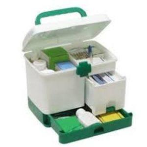 MEDICINE BOX ONLY